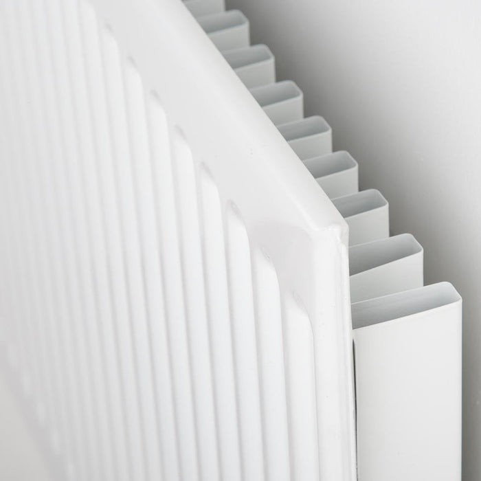 Single Type 11 Convector Radiator White - H 300 x W 400mm