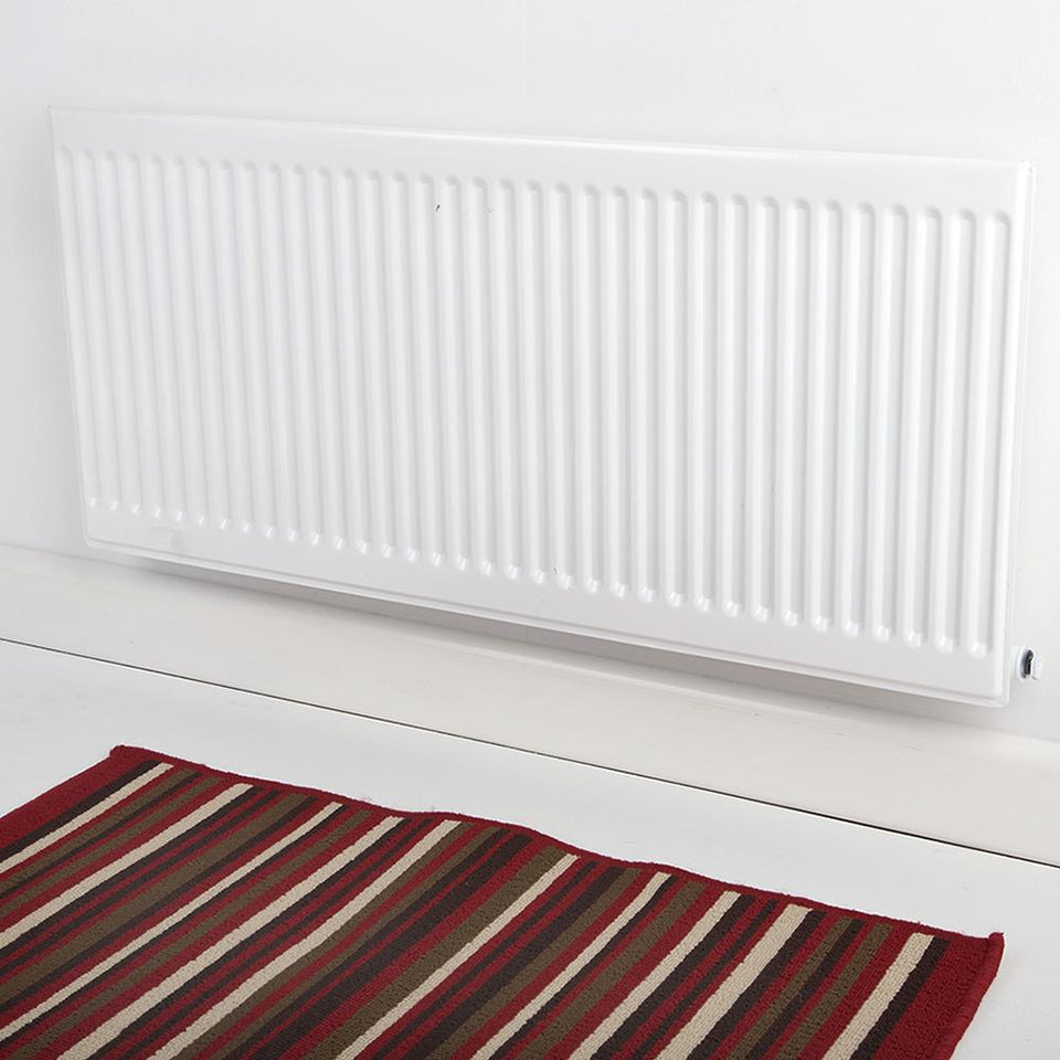 Heating Supplies - Single Type 11 Convector Radiator White - H 400 x W 500mm