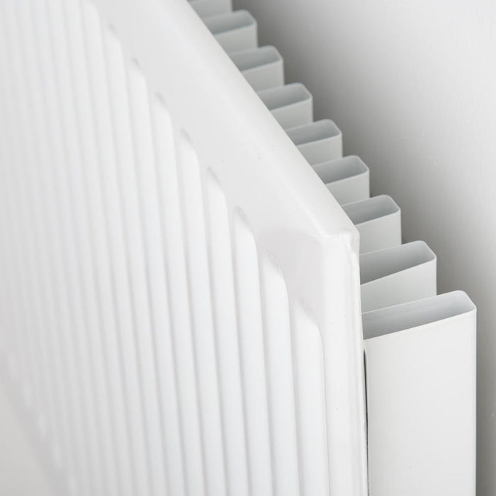 Single Type 11 Convector Radiator White - H 400 x W 500mm
