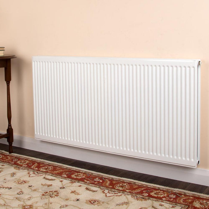 Heating Supplies - Double Type 21 Radiator H 400 x W 800mm