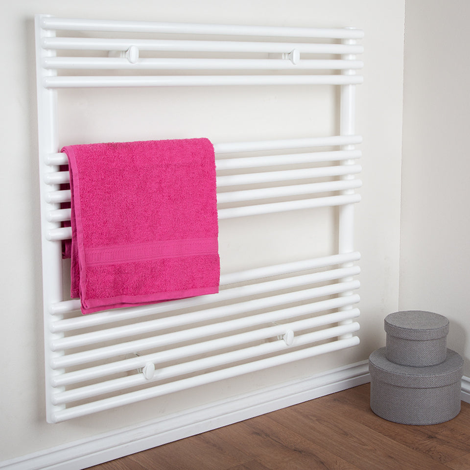 Heating Supplies - Bathroom Towel Radiator H 770 x W 745mm