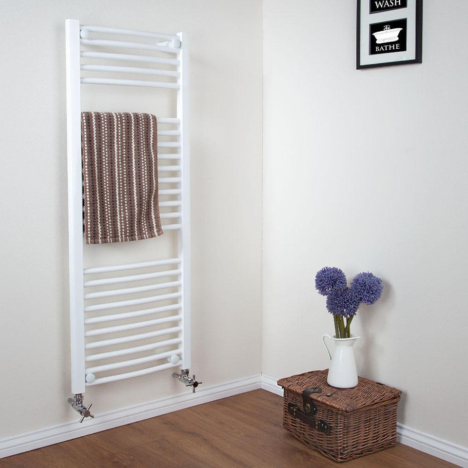 Heating Supplies - Bathroom Towel Radiator H 730 x W 450mm