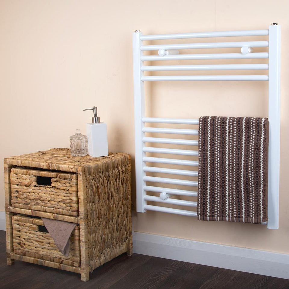 Heating Supplies - Bathroom Towel Radiator H 730 x W 600mm