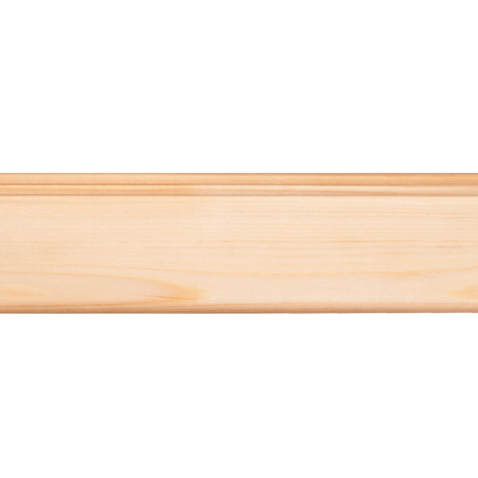 DIY & Tools Richard Burbidge Picture Rail Pine - 2.4m