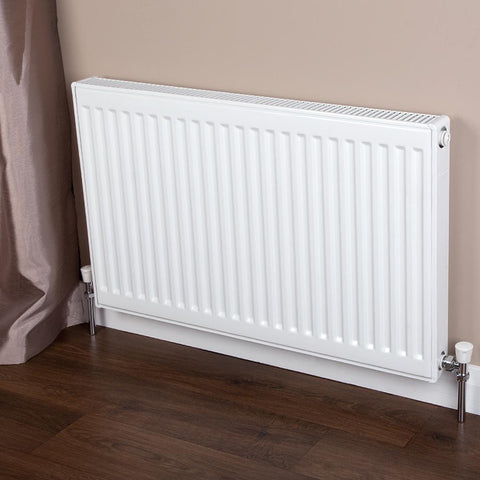 DeLonghi Compact Convector Radiator - Double - Type 21- 500 x 700mm