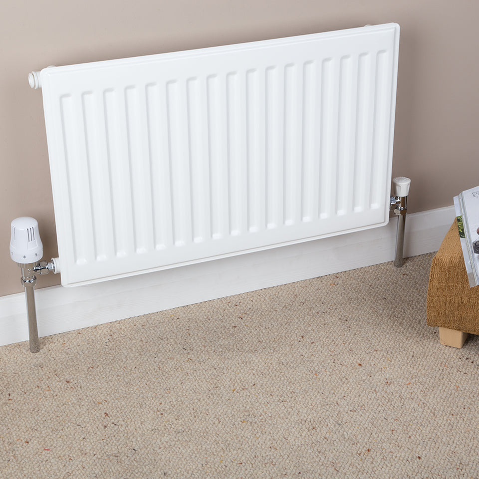 Heating Supplies - Single Type 11 Radiator H 400 x W 800mm