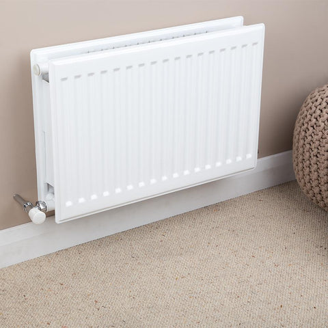 Double Type 22 Convector Radiator White - H 500 x W 1000mm