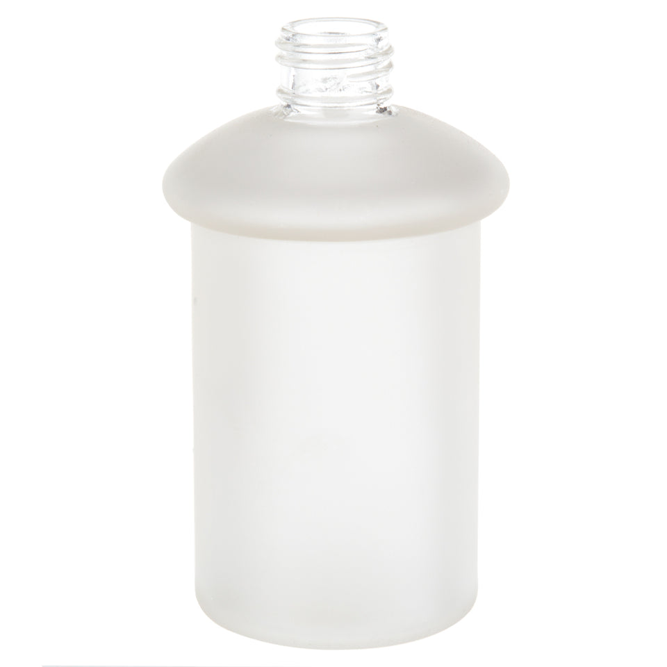 Bathroom -  Glass Bottle For Shower Gel & Shampoo