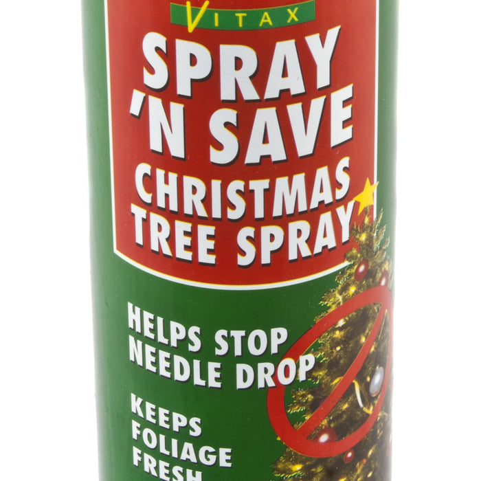 Spray & Save Christmas Tree Spray - 300ml