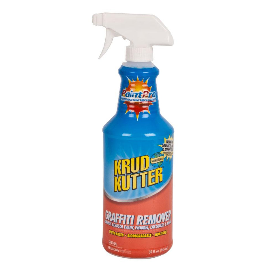 DIY & Tools - Krud Kutter Graffiti Paint Remover Spray 946ml
