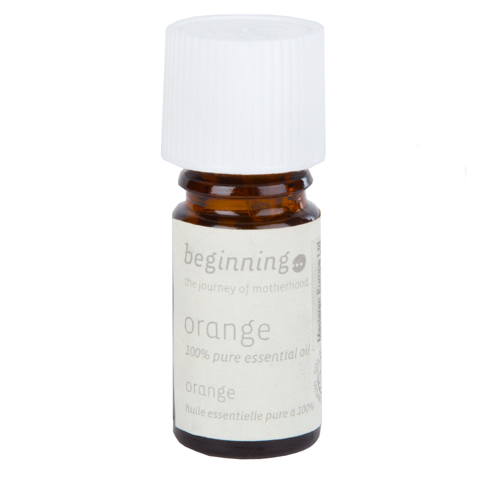 Baby & Child - 100% Pure Organic Orange Essential Oil - 5ml