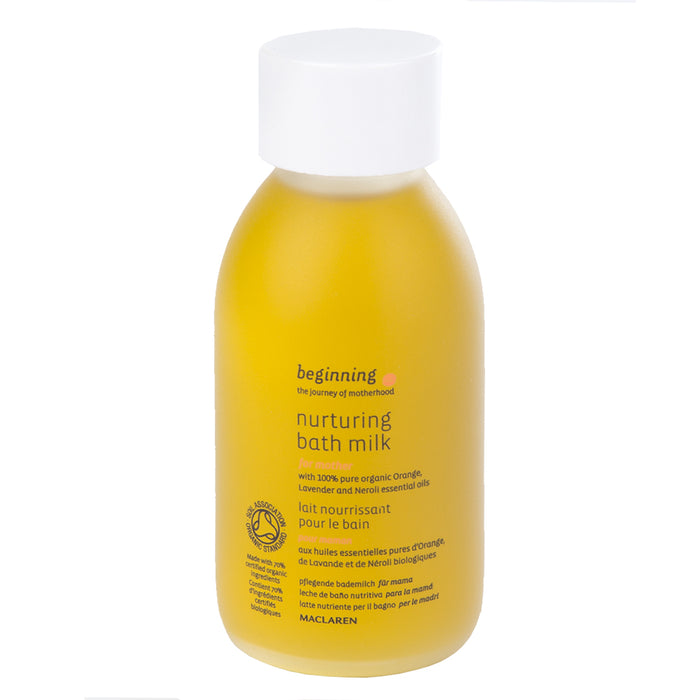 Baby & Child - Nurturing Bath Milk - Orange - 100ml