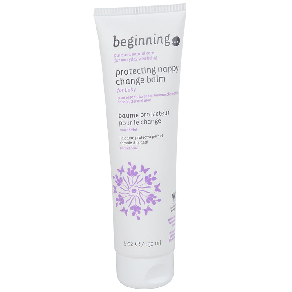 Baby & Child - Protecting Nappy Changing Balm Organic 150ml