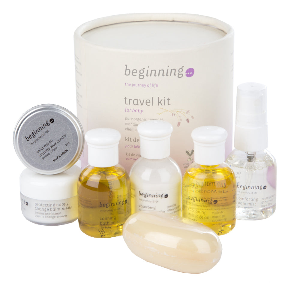 Baby & Child - Beginning Essential Oils Set Organic Lavender