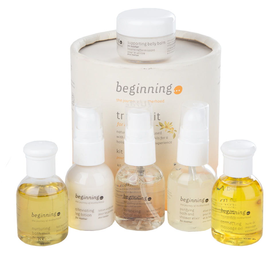 Baby & Child - Beginning Organic Essential Oils Set Orange