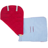 Baby & Child - Reversible Pushchair Seat Liner Washable Blue
