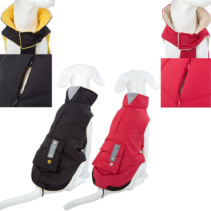 Pet Supplies - Waterproof Warm Padded Coat
