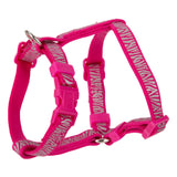 Reflective Kitten Harness Pink - 30cm