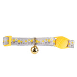 Pet Supplies - Pet Kitten Collar With Bell Purple 22.8cm