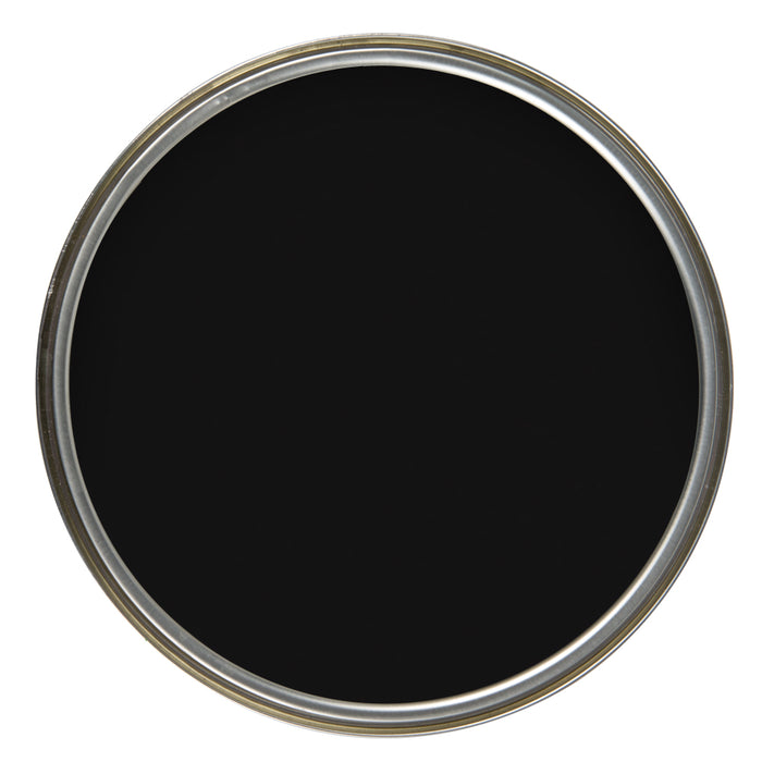 Crown Non Drip Gloss - Jet Black - 750ml