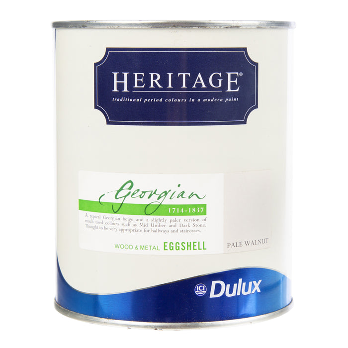 Paint & Varnish - Dulux Heritage Wood/Metal - Pale Walnut - 750ml
