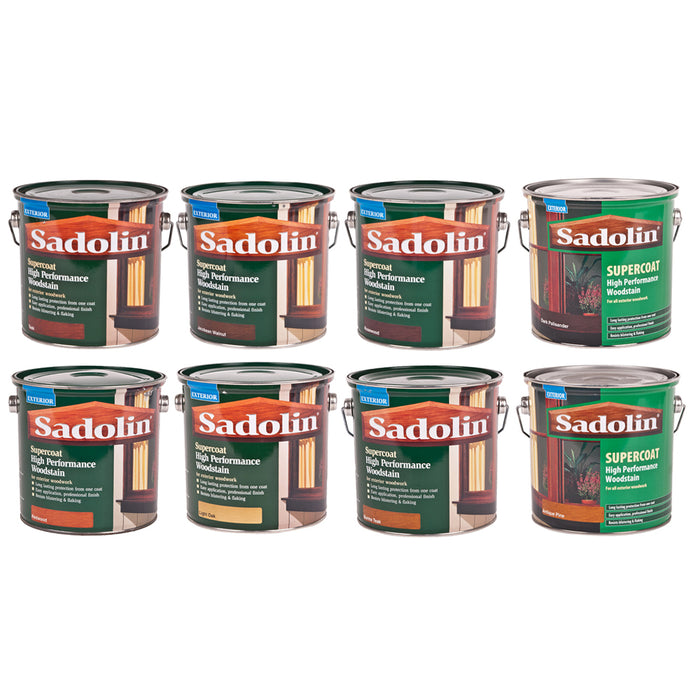 Sadolin Classic Paint - Antique Pine - 2.5L