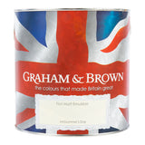 Paint & Varnish - Graham&Brown Emulsion Paint - Midsummers Day - 2.5L