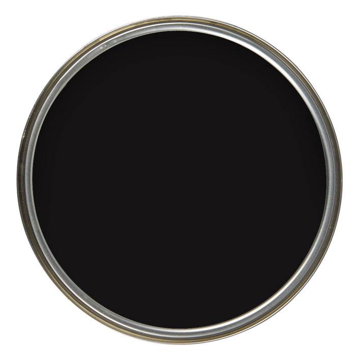 Ronseal Diamond Hard Floor Paint - Black Satin - 5L