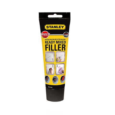 Stanley Multi Purpose Filler Tube - Ready Mixed - White - 330g