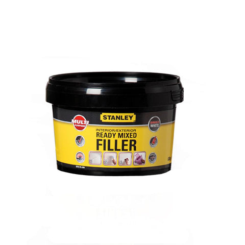 Stanley Multi Purpose Filler - Ready Mixed - White - 600g