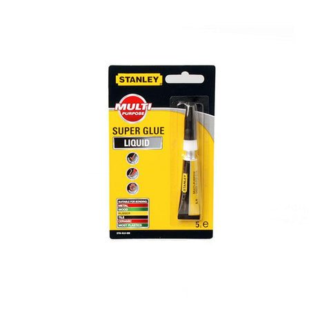 Stanley Multi Purpose Super Glue 5g