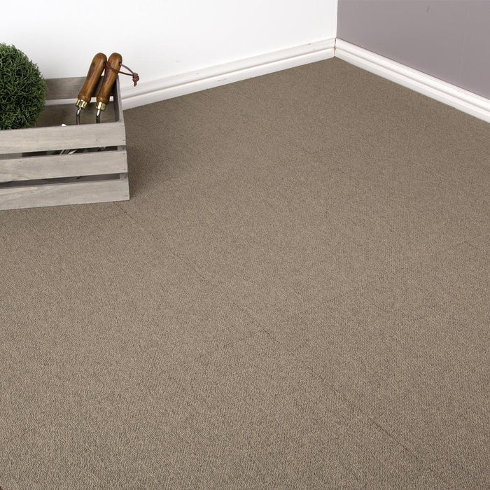 Carpet Tiles - Tessera Flooring Beige 4m2