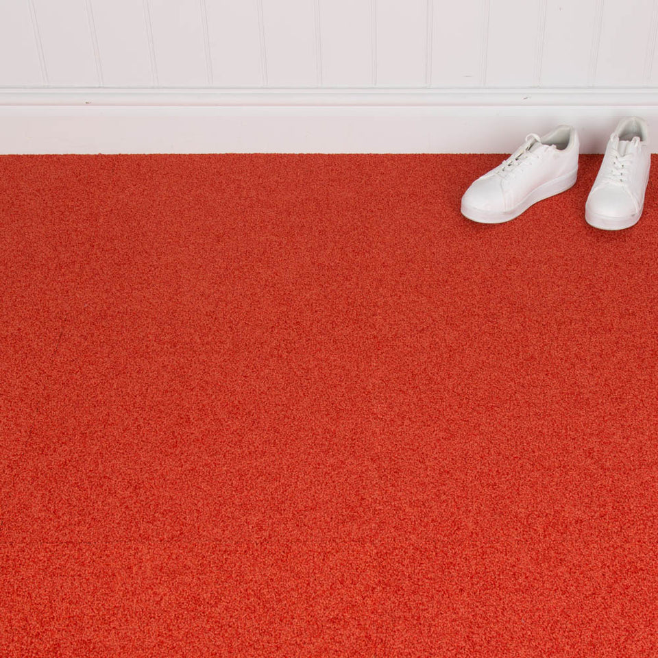 Carpet Tiles - Tessera Carpet Tiles Orange Glow 4m2