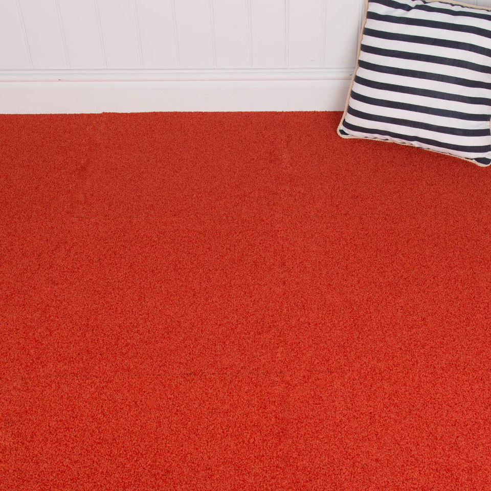 Carpet Tiles - Tessera Carpet Tiles Orange 4m2