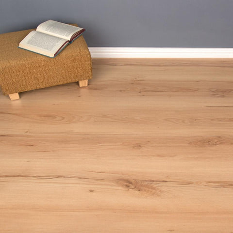 Grovewood Original Beech Laminate Flooring - AC3 - 7mm - 2.47m2
