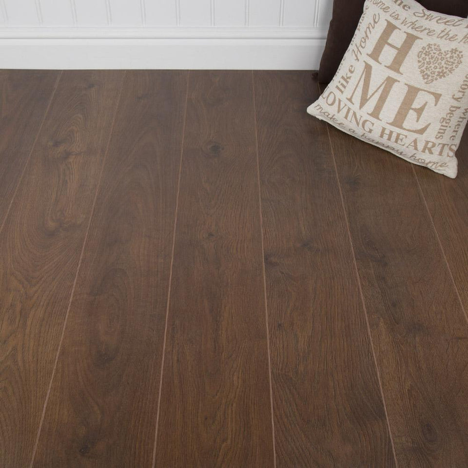 Laminate Flooring - Original Dark Oak