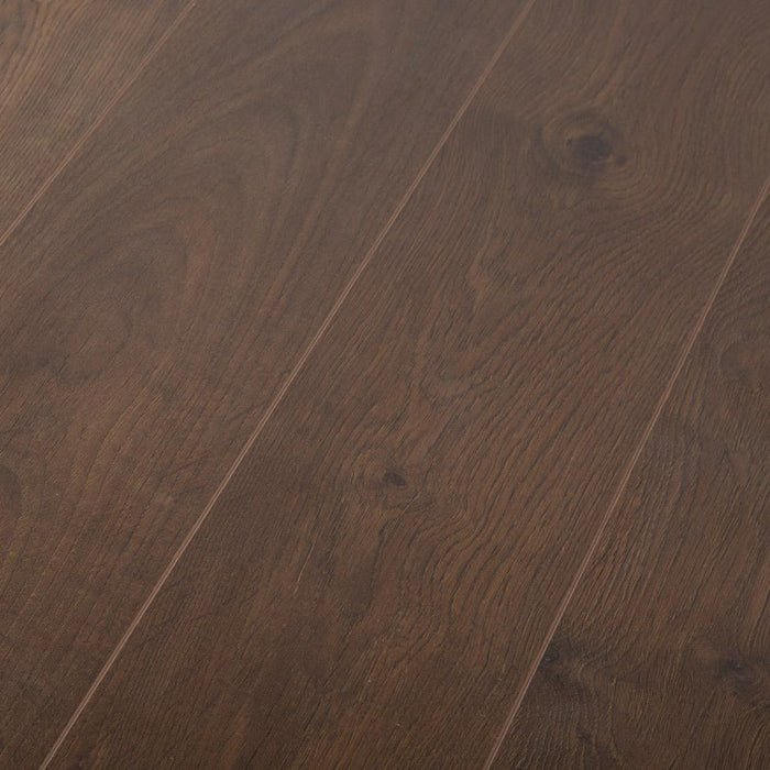 Original Dark Oak Laminate Flooring - 7mm - 2.47m2