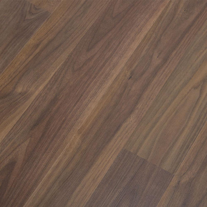 8mm - Grovewood Laminate Flooring - Walnut Wood Effect - Sample