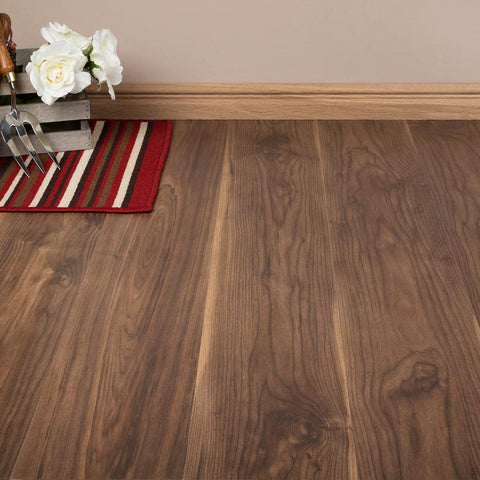 Virginia Walnut Laminate flooring - 12mm - 1.48m2
