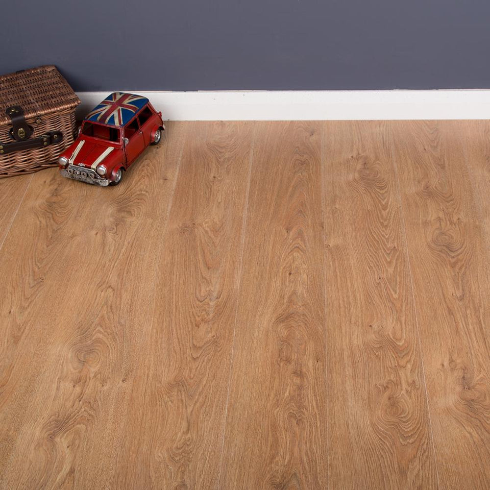Laminate Flooring - Albany Oak