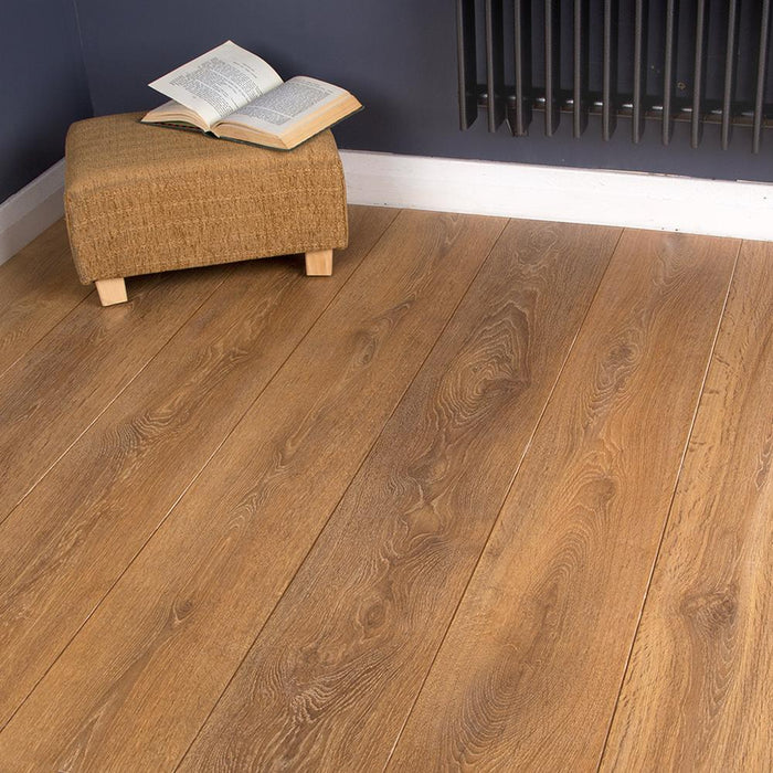 Laminate Flooring - Harlech Oak