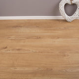 Sherwood Oak Click & Slide Laminate Flooring - 8mm - 2.22m2 - SAMPLE