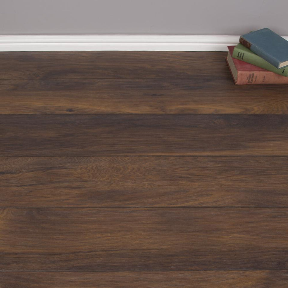 Red River Hickory Wood Laminate Flooring - 10mm - 1.73m2 - SAMPLE
