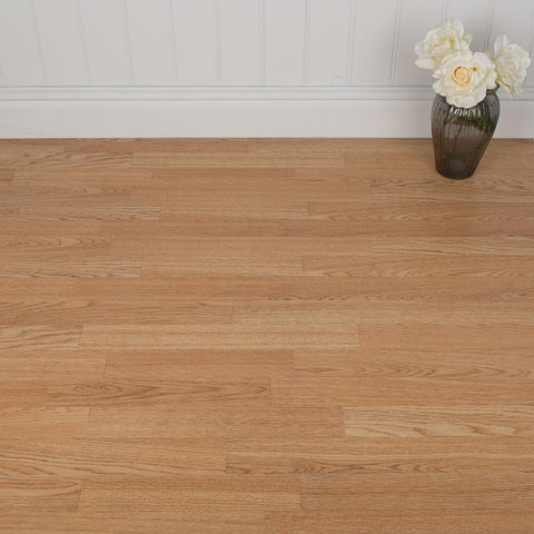 Oak Effect Laminate Flooring - 6mm - 2.5m2