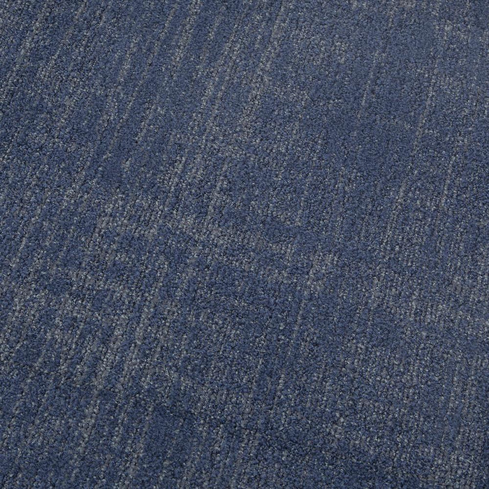 Carpet Tiles Narr Design Blue 3.76m2