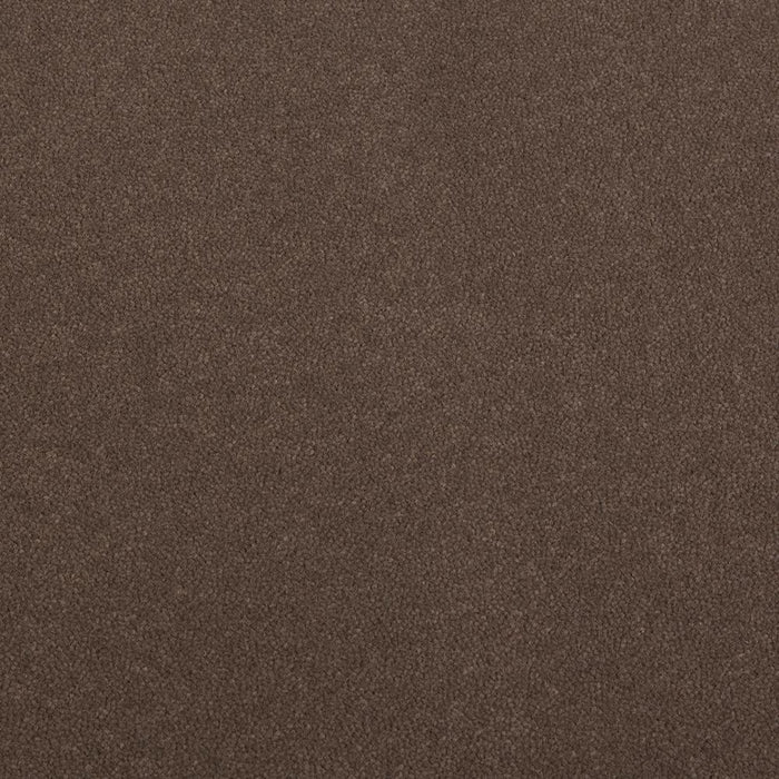 Carpet Tiles Solid Pattern Brown 4.18m2