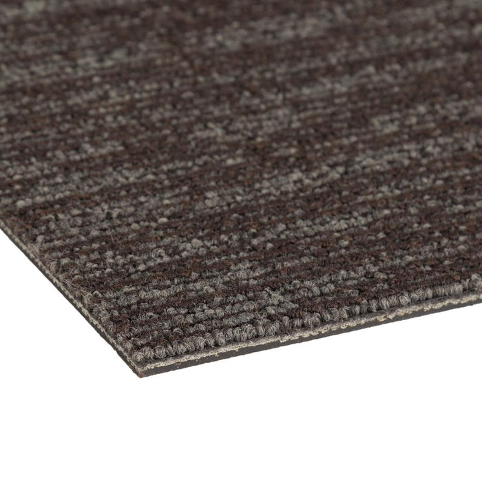 Quality Office Carpet Tiles - Dark Grey - 50 x 50cm - 5m2