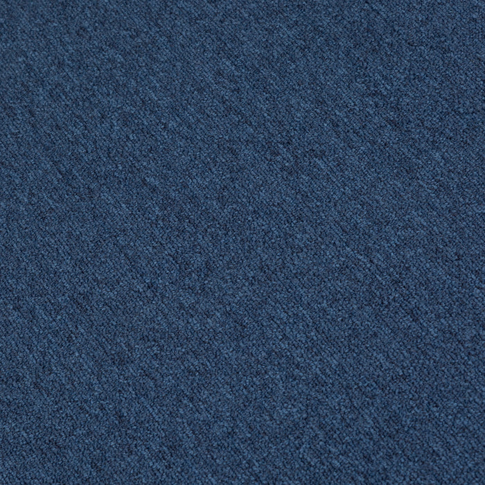 Quality Office Carpet Tiles - Blue - 50 x 50cm - 5m2