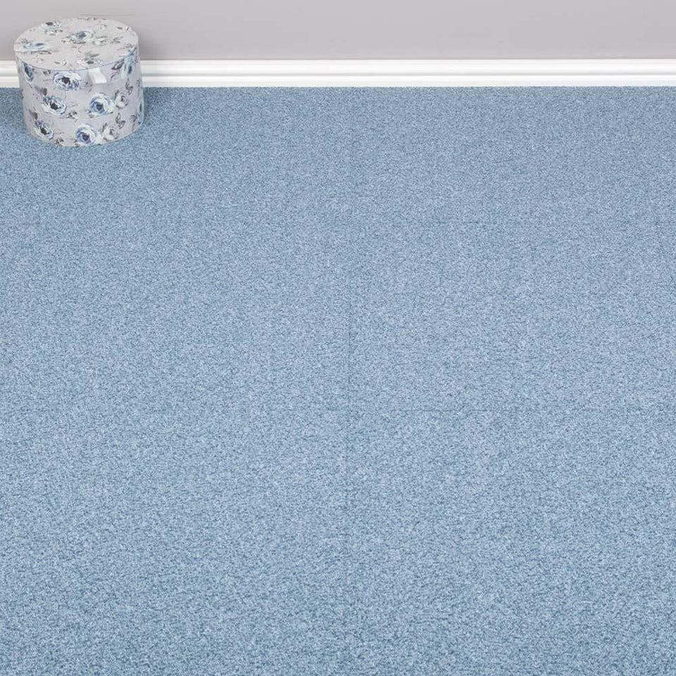Carpet Tiles - Tessera Office Pattern Light Blue -3m2