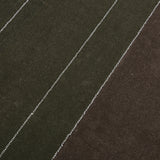 Carpet Tiles Stripe Design Green/Brown 3.76m2